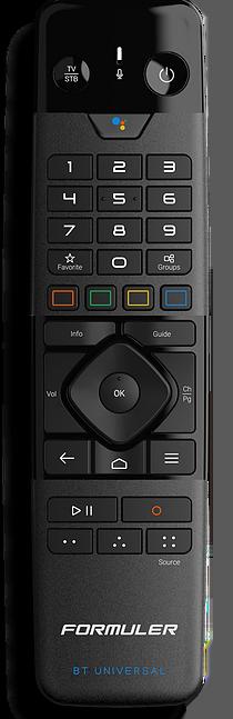 Formuler GTV IPTV Box avec AndroidTV
